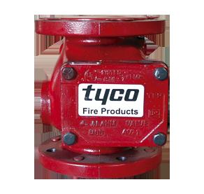 Клапан спринклерный мокрый TYCO AV-1